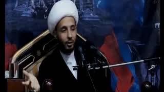 كثرة دعاوى السفارة تهدف إلى تسخيف قضية الإمام المهدي عجل الله فرجه - الشيخ أحمد سلمان