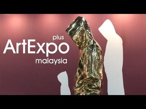 2,000 Art Pieces Exposed  @ 2017 ART EXPO Malaysia Plus