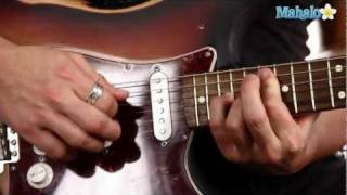 "How to Play ""Mr. Brightside"" by The Killers on Guitar"