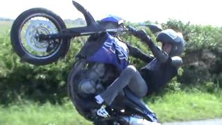 yamaha xtx 660 wheelie 2013