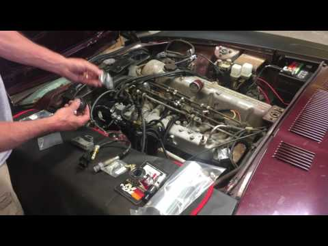 Repeat Fast EFI Fuel Injection Components and Installation