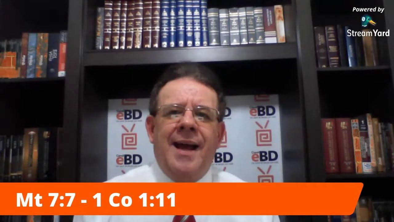 LIÇÃO 6 [JOVENS E ADULTOS] –Neemias reconstrói os Muros de Jerusalém- 3º Trimestre 2020 -Canal EBD