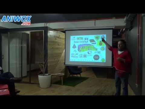 Coke mangachi en Meetup  Creative Dreams VIII versión