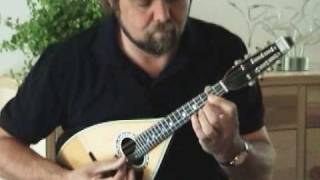 Johann Sebastian Bach - Prelude (BWV 1007) played by Alex Timmerman on Mandolin