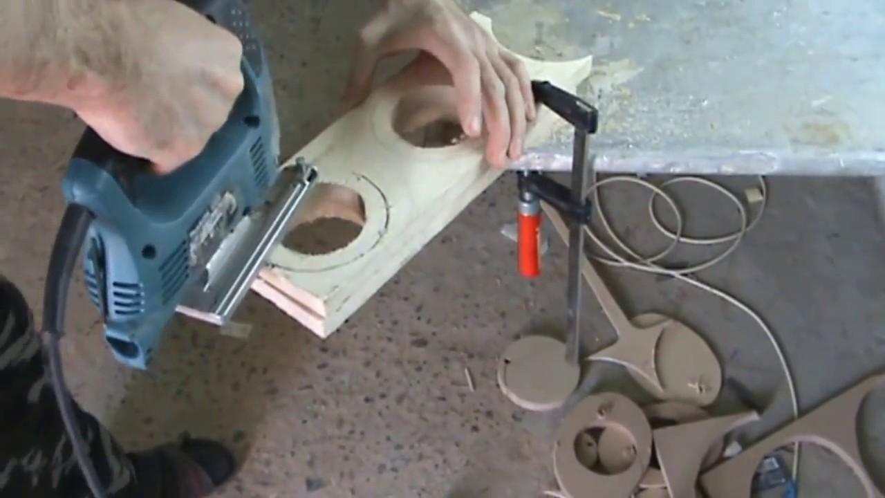 Простые подиумы (проставки) для рупоров. КОЛХОЗ-СТАЙЛ