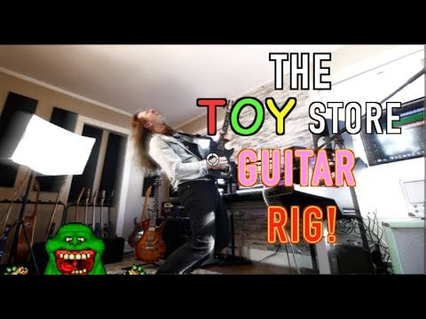 The Toy Store Guitar Rig Challenge