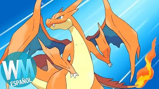 ¡Top 10 MEGA Evoluciones de POKÉMON!