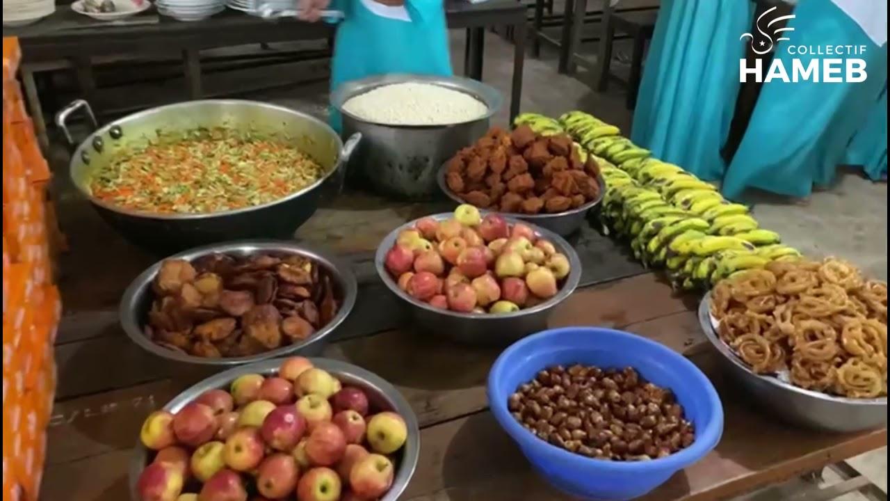 Un IftarBox à Orphelinat des filles au Bangladesh - HAMEB
