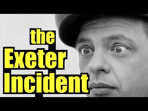 👮 UFO Buzzes Police In New Hampshire 👮 The Exeter Incident At Exeter 👮 Update Documentary Solved