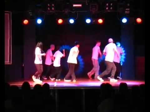 Hallam Steet and Breakdance Society - Popping & House 2012