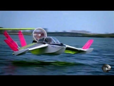 Hovercraft Meets Aircraft | World's Strangest