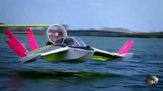 Hovercraft Meets Aircraft | World's Stra...