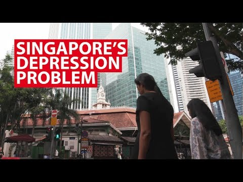 Singapore's Depression Problem | Why It Matters | CNA Insider