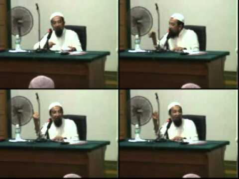 Ustaz Azhar Idrus - Saksi Palsu dan Hukumannya