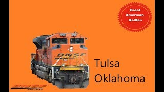 Oklahoma Railfanning:  Unexpected Train Watching in Tulsa thumbnail