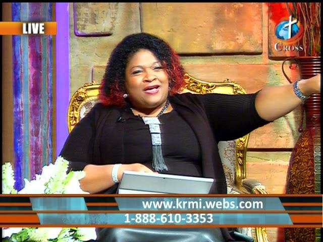 Women of Great Purpose Apostles Michelle Allen 11-19-2018