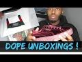 Unboxings: $100 Gucci socks, Rihanna Fenty Puma burgundy creepers