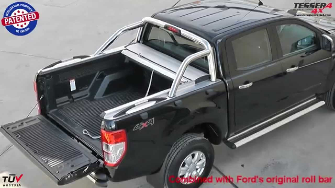 At Www Accessories 4x4 Com Ford Ranger 2012 Limited Xlt