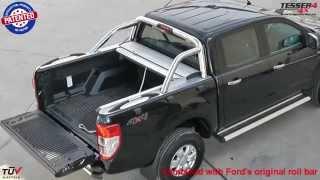 Ford Ranger XLT 4x4 2014 video versión Colombia
