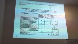 Marcin Chmielowski - Libertariański elektorat. Gdzie go szukać?