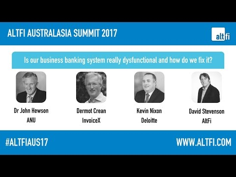 Is our business banking system really dysfunctional and how do we fix it