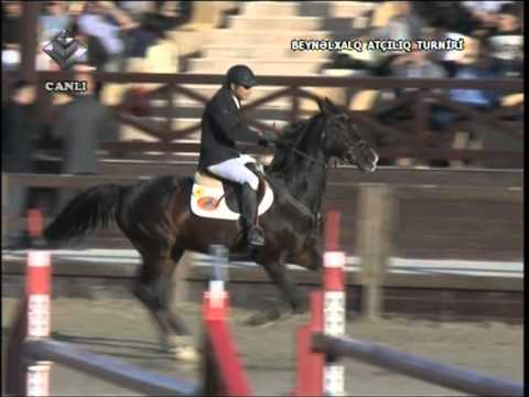CSI4* BAKU 2013 - HEYDAR ALIYEV CUP - FINAL PART 1 (1)