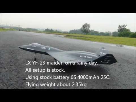 LX YF-23 maiden