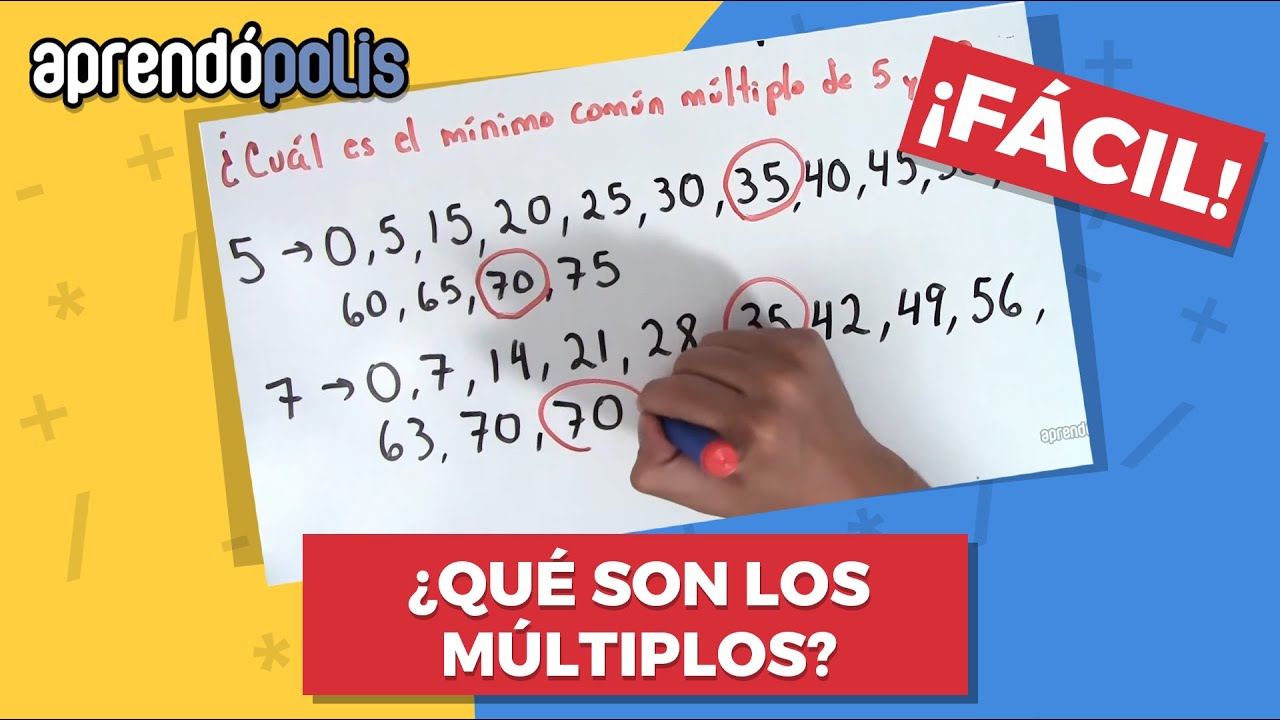 Qué Son Los Múltiplos Youtube