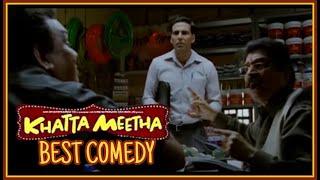 Khatta Meetha Movie Comedy | Akshay Kumar | UDF Vines