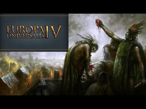 Europa Universalis IV Sunset Invasion Achievement Run Part 1