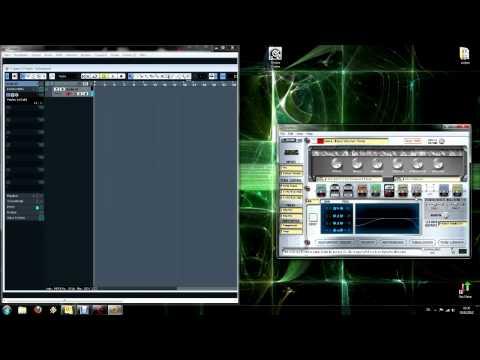 metal production tutorial part 4.1 - pod x3 rhythm and lead tone - ForTiorI