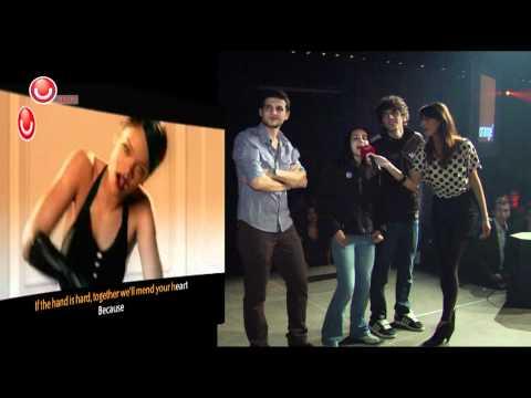 Karaoke Utv: Balul SNSPA 2010 (Balul Bobocilor)