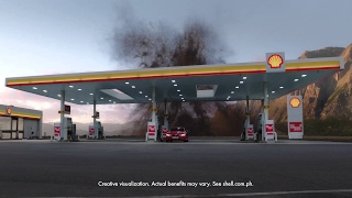 "Shell V-Power Nitro+ Philippines TVC ""Win Against Gunk and Corrosion"""
