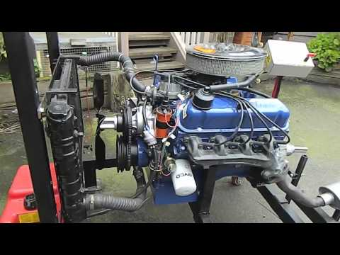 Rebuilding the Ford 351 Windsor Part 4 - XW Falcon - pure music