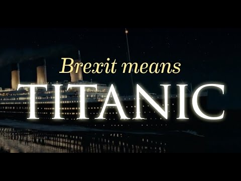 Brexit A Titanic Disaster Comedy Central Youtube