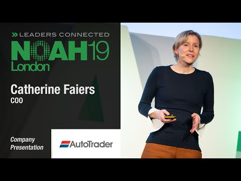 The Largest Automotive Retailer In The UK - Auto Trader - NOAH19 London