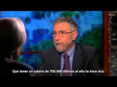 "Entrevista a Paul Krugman sobre el libro ""El Capital en el Siglo XXI"", de Thomas Piketty."
