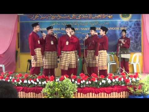 KHALEEFAH GENERATION@JOHAN NASYID AMAL ISLAMI NEGERI SELANGOR 2012