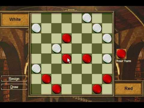 Online Checkers