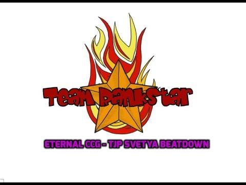 Eternal CCG - TJP Beatdown - Stand Together with Svetya