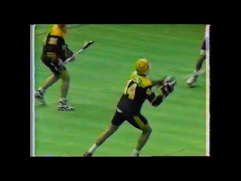 1992 MILL - Pittsburgh Bulls vs. New York Saints
