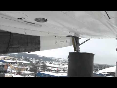 Rare Russian Tupolev 144 vs. Concord