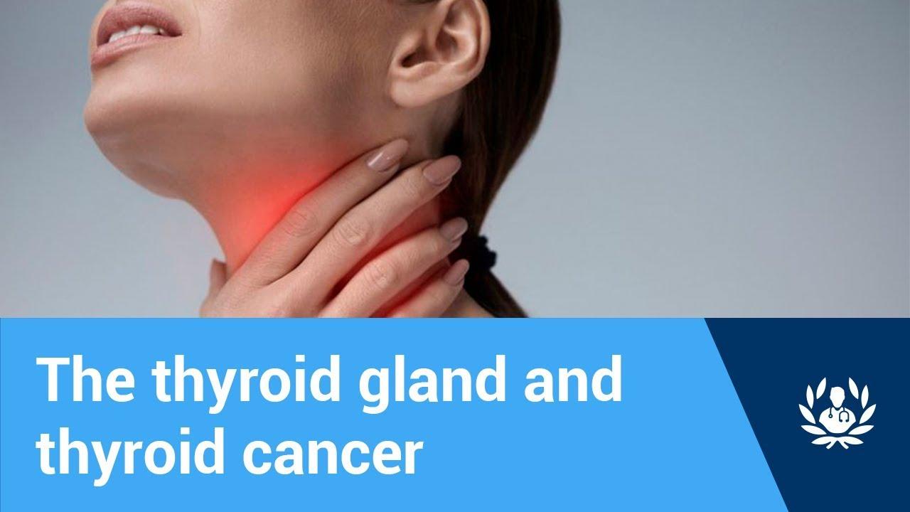 The Thyroid Gland And Thyroid Cancer Youtube