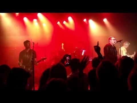 Kroq U2 Live At The Roxy 5-28-15