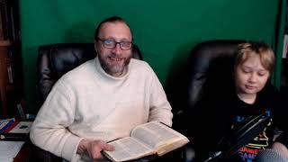 Новый Завет, 61. Евангелие от Марка, глава 2, часть 2. Иисус и Его домашние