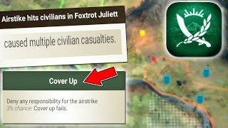 Modern Warfare/Insurgency Strategy in Rebel Inc Escalation | PC Gameplay