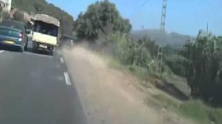 Algérie sécurité routière  (le terrorisme de la route), balak men les 404