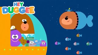 The Submarine Badge - Hey Duggee Series 1 - Hey Duggee