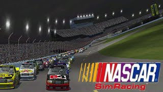 NASCAR SIMRACING (PC) Career Mode #1