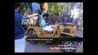 CET College accident, Injured girl student dies: FIR 21st Aug 2015